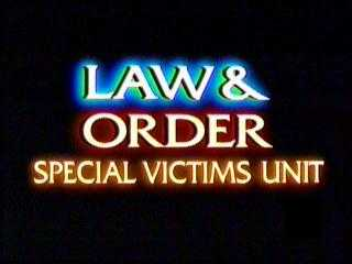 NBC Law and Order: SVU