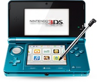 3DS Game System