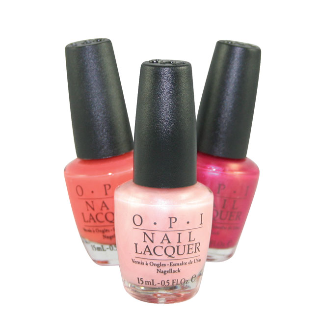 OPI Nail Lacque... M 58 59 Pink
