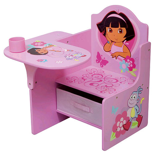 Nickelodeon Dora Chair Desk