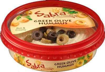 Greek Olive Hummus