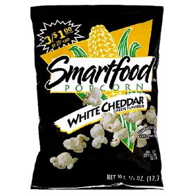 Smartfood Delight. Looking for ways to make the most of your next snacking moment? At only 35 calories per cup, Smartfood® Delight popcorn gives you the best way to snack, compromise free!