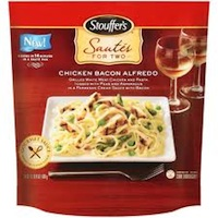 Stouffer's Sautes For Two