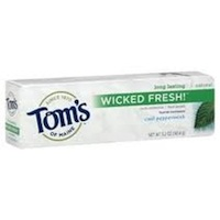 Wicked Fresh Toothpaste…
