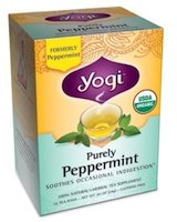 Purely Peppermint Tea