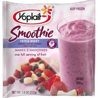 Yoplait Smoothie Triple …