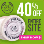 The Body Shop Employee Sale: 40% off site w…