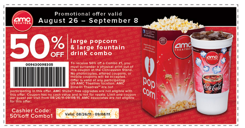 Reading cinemas discount coupons