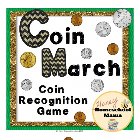 U.S. Money Recognition Game for Kids - FREE