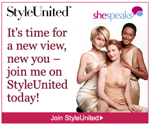 Style United Blogger Badge