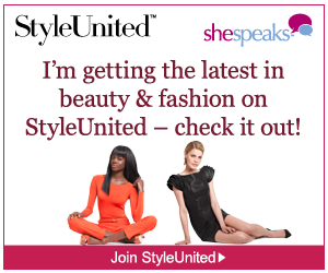 styleunited BloggerBadgeB 04302012165345 StyleUnited Beauty and Fashion Site