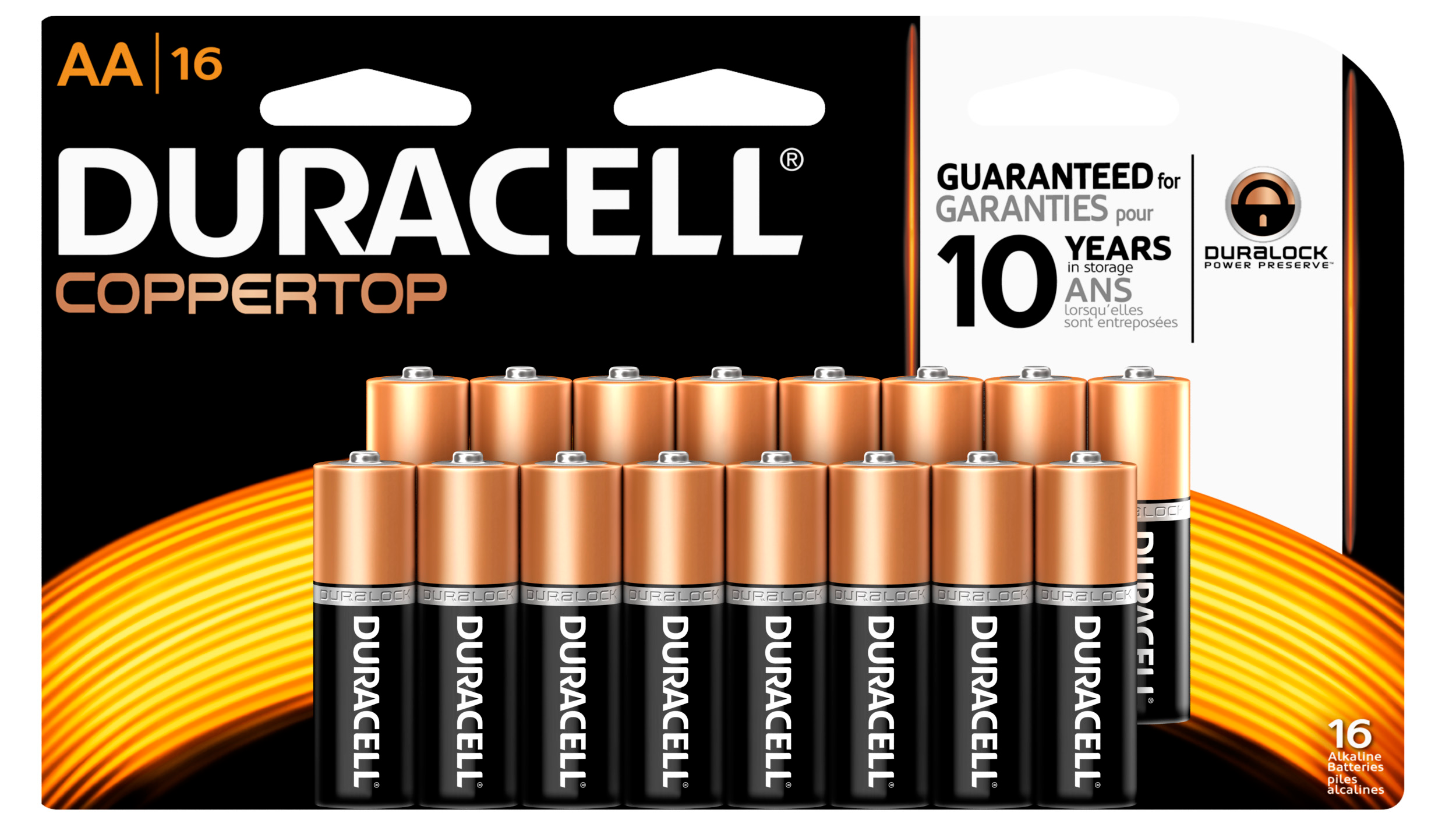 Duracell Batteries are #1 in Long Lasting Batteries