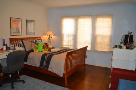 A bedroom makeover for a 6 year old boy invites play in for Room decor for 6 year old boy