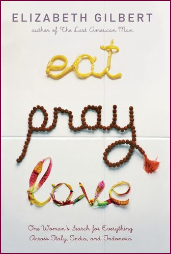 Eat, Pray, Love: What's Your Word?