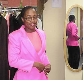 Helping Women Dress For Success