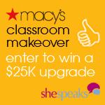 Macys Classroom Makeover