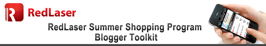 Red Laser Summer Shopping Program