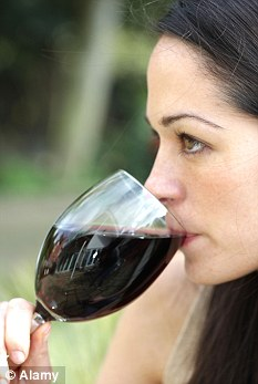 Women Who Drink Stay Slimmer