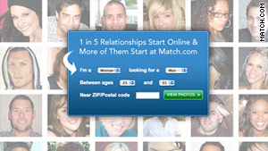 Match.com Plans To Weed Out Known Sex Offenders