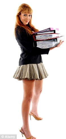 Mini Skirts Banned From The Office