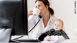 New Moms Are Smarter Than You Think