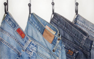 Salvage That Perfect Pair Of Jeans