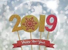 Happy New Year 2019! Wh…