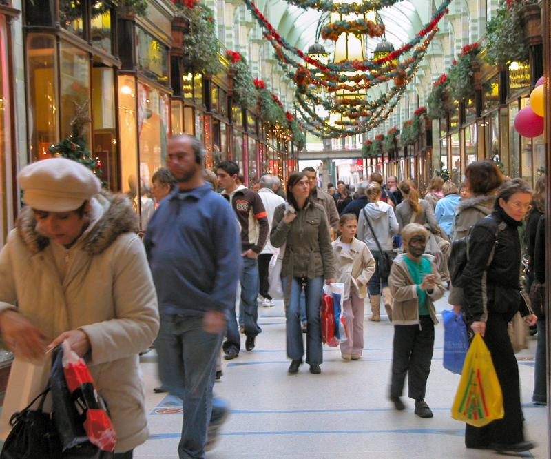 Do you prefer shopping in stores (vs. online) for the holidays?  If so, what is the biggest reason?
