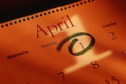 April Fools' Day is around the corner, do you usually partake in any practical jokes and general foolishness?