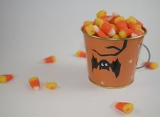 What will happen with all the Halloween candy that you/your kids collected or you didn't give out?
