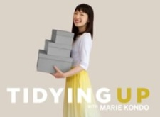 Have you been inspired by the Netflix star Marie Kondo to de-clutter and start 'Tidying Up'? Tell us and you'll be entered to win her book!