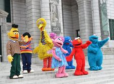 This weekend is the 50th anniversary of Sesame Street! Who in your family has watched Sesame Street?