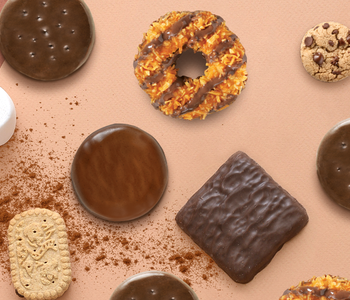 It's Girl Scout Cookie season! What're your favorite girl scout cookies?
