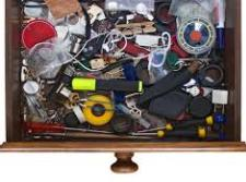 Everyone has a junk drawer (or more than one!) How bad is yours?