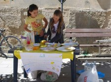 When you see kids have set up a lemonade stand, do you stop and buy a drink?