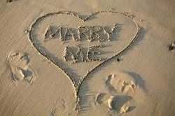 December is the most popular month for wedding proposals. How would you describe your wedding proposal?