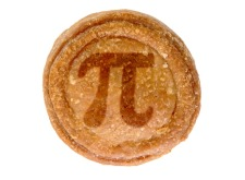 March 14 (3.14) is called Pi Day because the date is approximately equal to the math term 'pi' (the ratio of the circumference of a circle to its diameter.)  What is your favorite pi/pie?