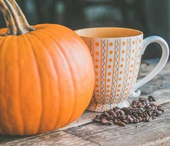 Pumpkin Spice season is…