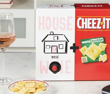 Cheez-Its And House Win…