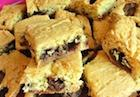 Rolo Cookie Bars