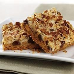 Magic Cookie Bars