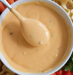 Home Made Nacho Cheese