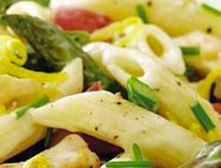 Wheat Pasta and Vegetables
