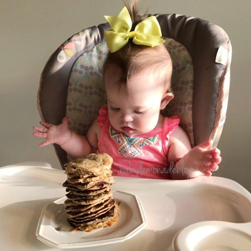 Healthy Pancake Recipe for Baby
