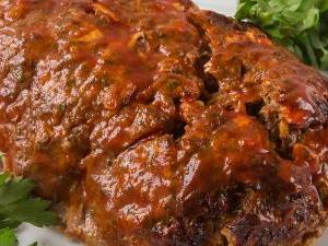 Laurie's Low Carb Meatloaf
