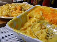 Homemade Mac N Cheese