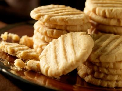 Easy Peanut Butter Ccookies