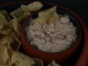 Spicy Cream Cheese Dip