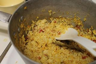 Spanish Rice with Hamburger