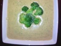Vegan Cream of Broccoli Soup in 30mins